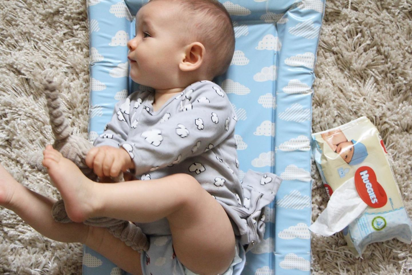 tips and tricks for nappy changing