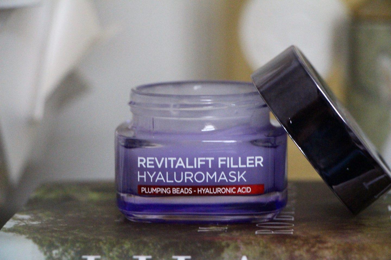 l'Oreal Revitalift Filler Hyaluromask Review