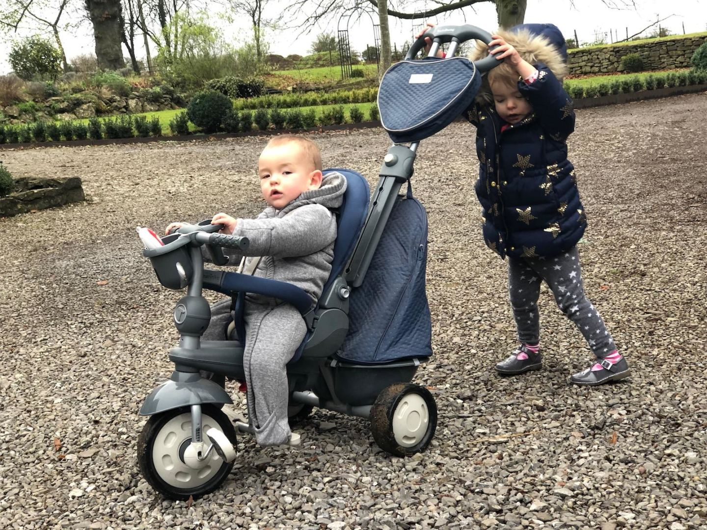 toddler and baby development diary
