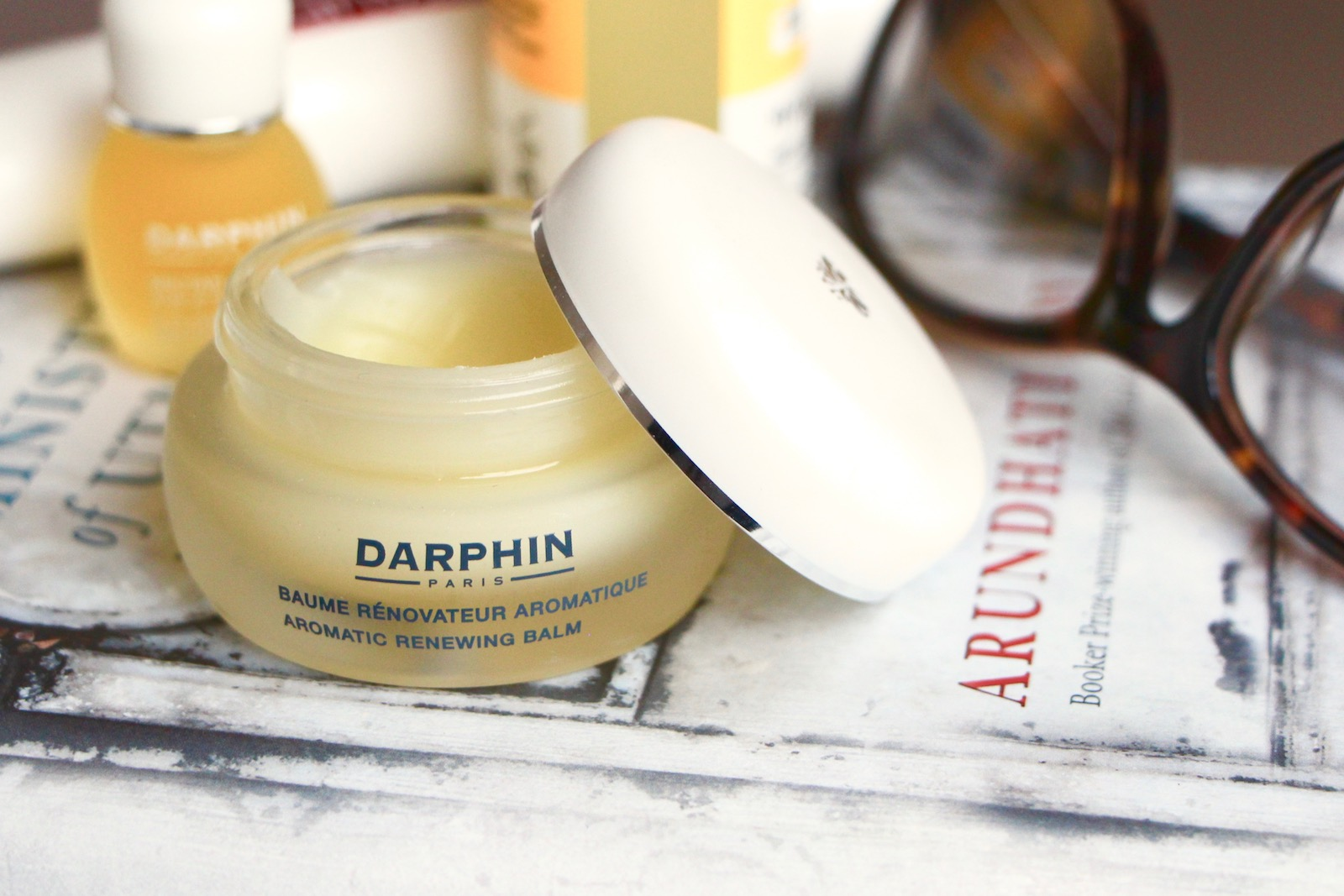 1681313fb8f7 Back to Beauty  Darphin Aromatic Renewing Balm
