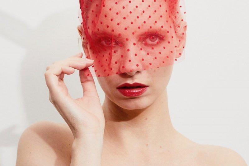 red lipstick valentines