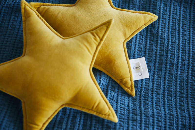 christy bed linen star pillow