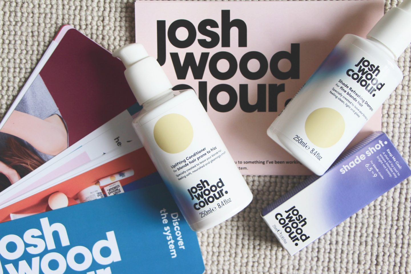Josh Wood Colour: The Ultimate Hair Colour System
