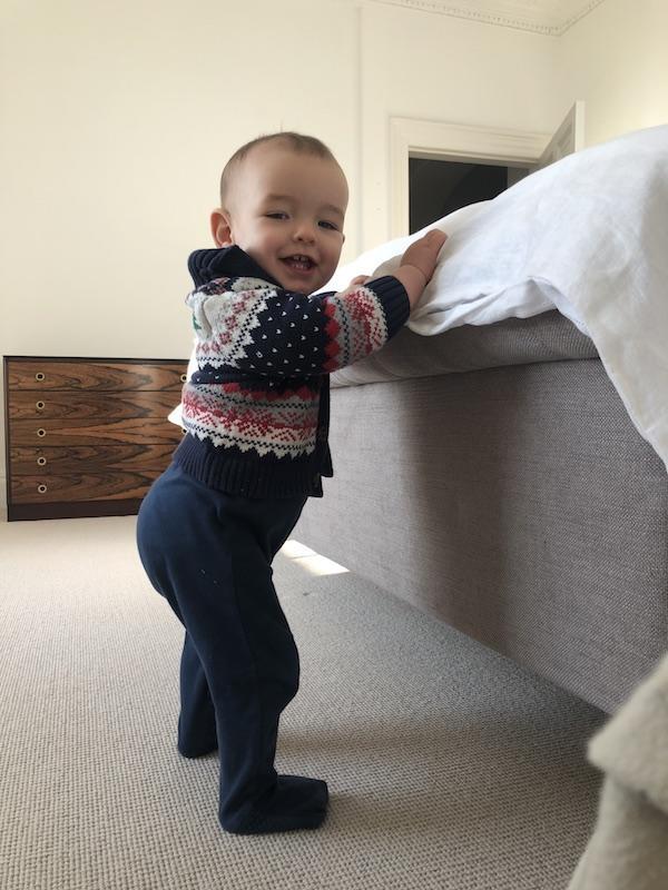 baby thirteen months update