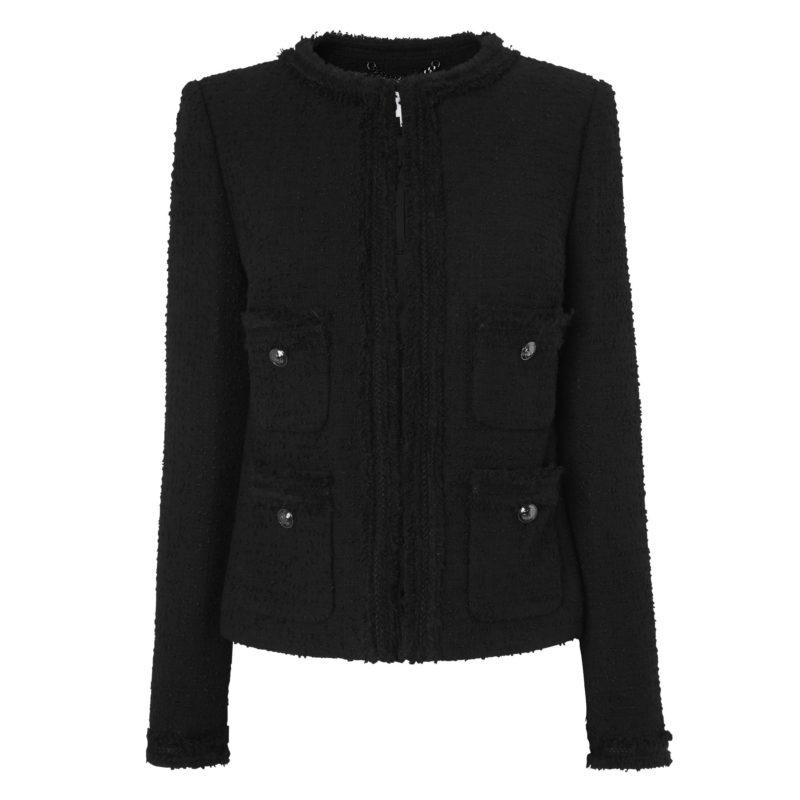tweed charlee jacket