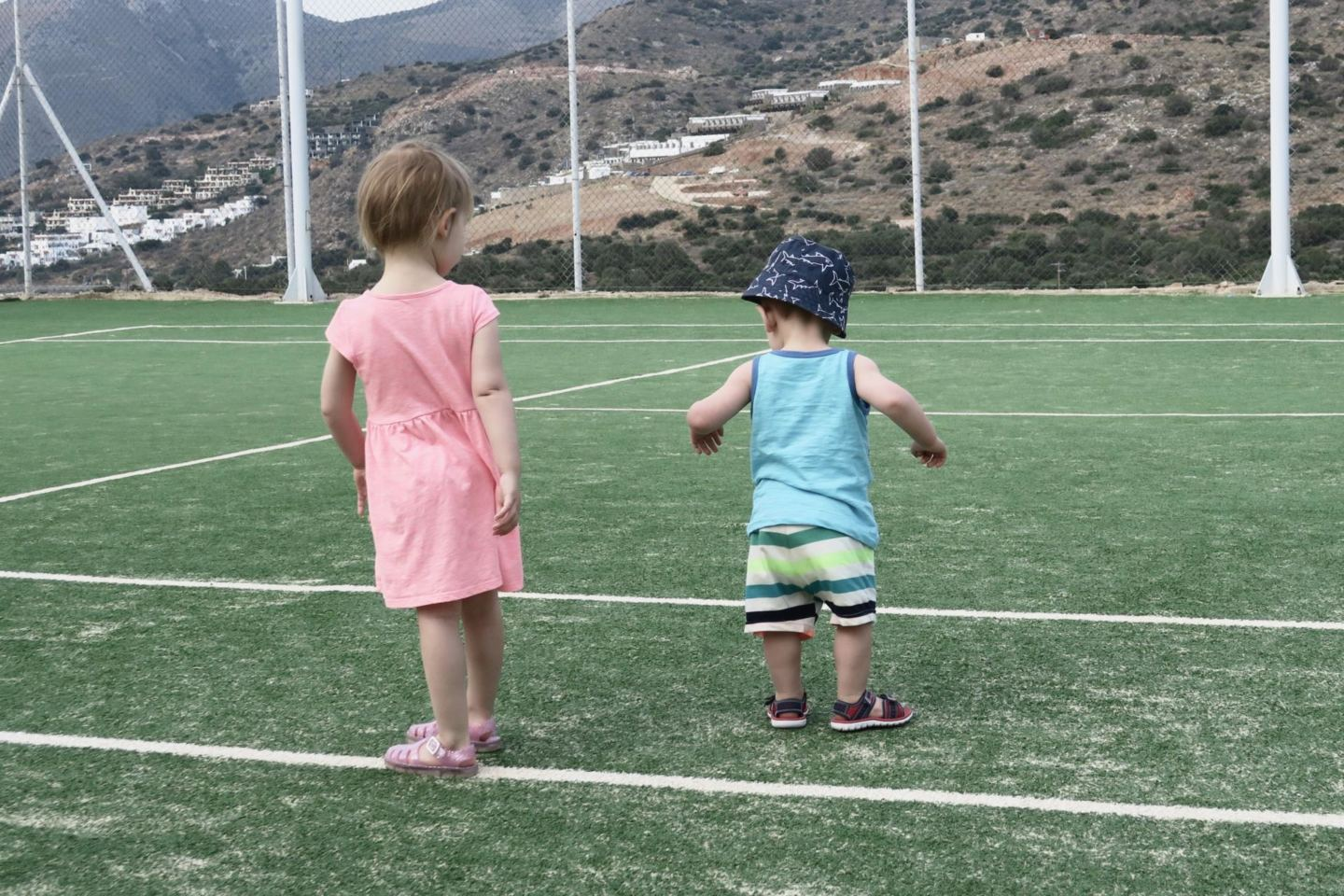 the uphill toddler and baby update