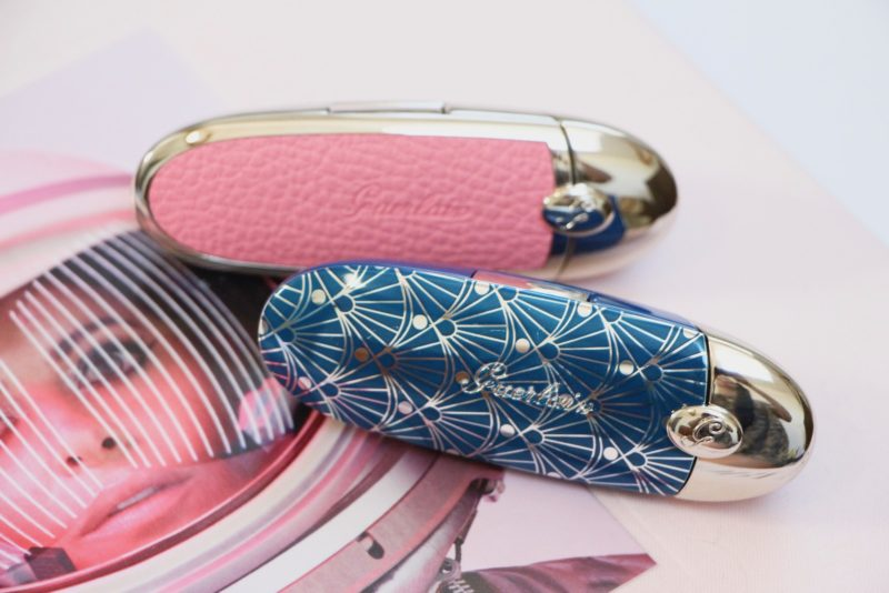 Rouge G de Guerlain: Luxury Lipstick Treasure