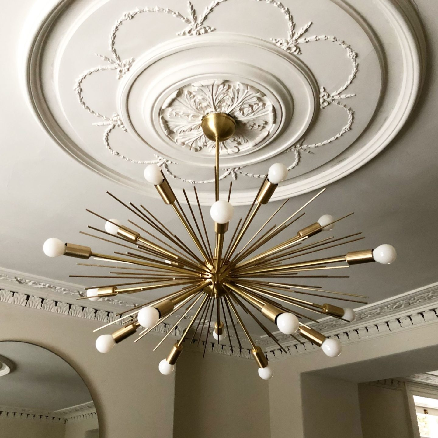 alternative chandelier statement lighting