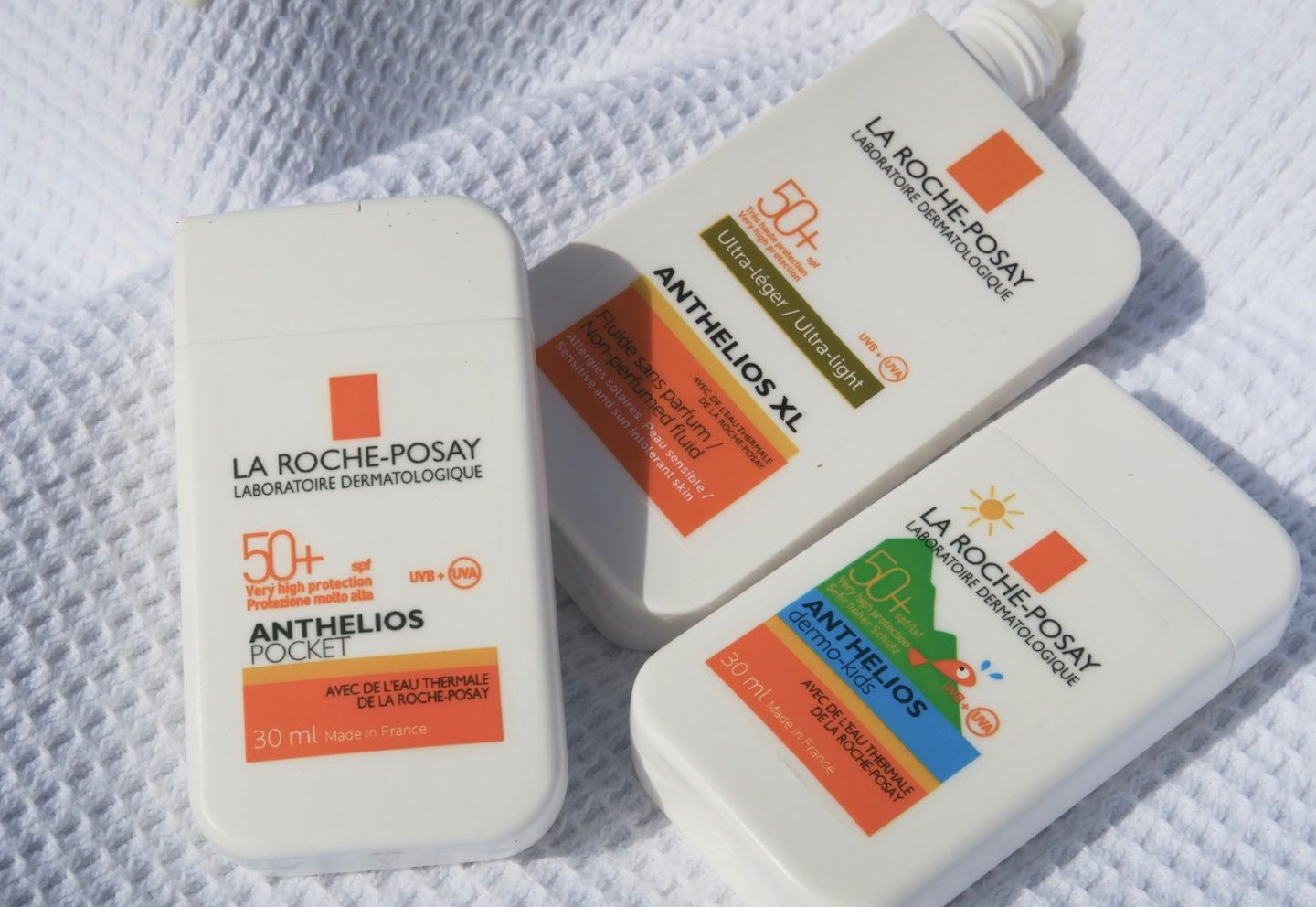 La Roche-Posay Anthelios XL Sunscreen Review