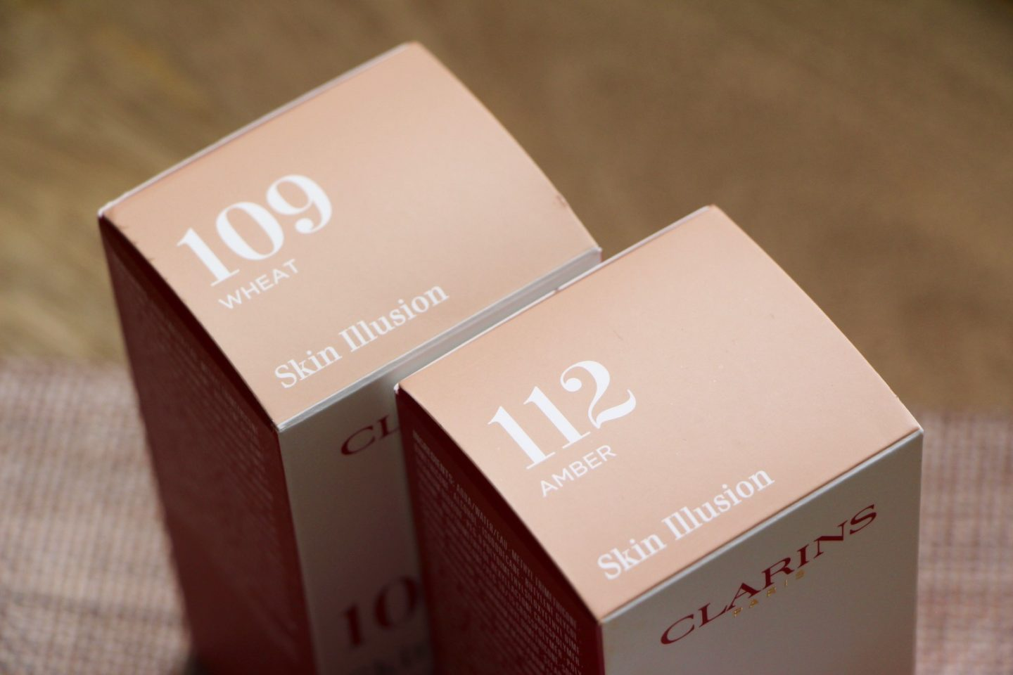 Clarins Skin Illusion foundation review