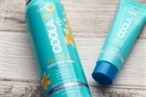 COOLA Organic Suncare: Invisible Sunscreen Review