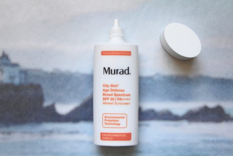 Skincare Review: Murad City Skin Mineral SPF 50