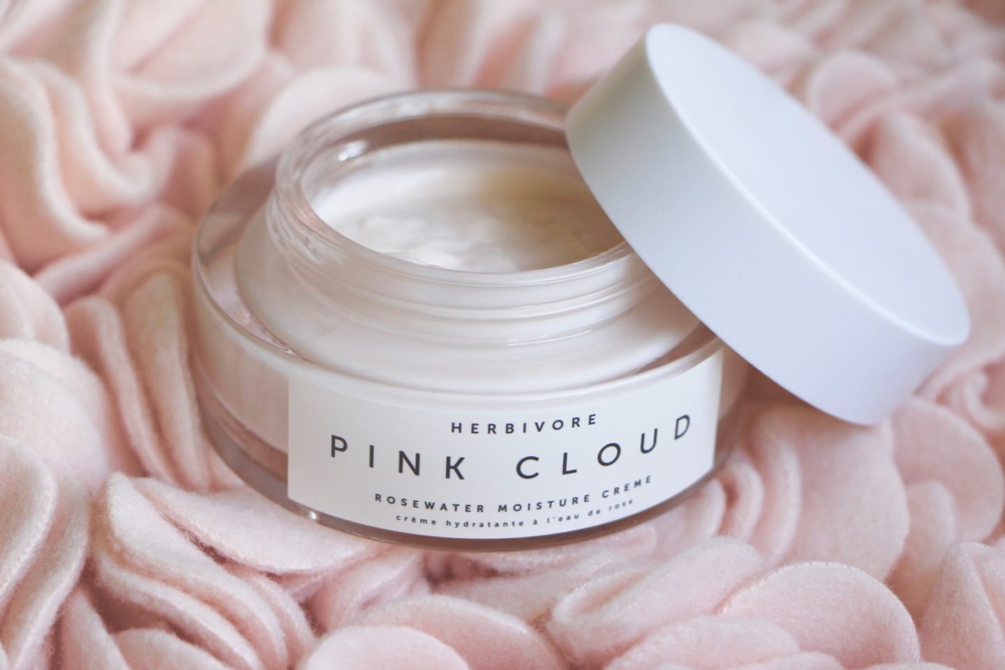Herbivore Pink Cloud Rosewater Moisture Cream Review