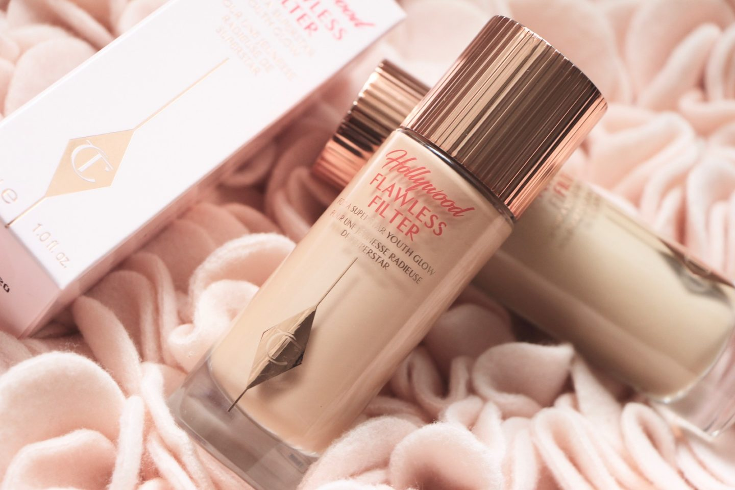 charlotte tilbury hollywood flawless filter review
