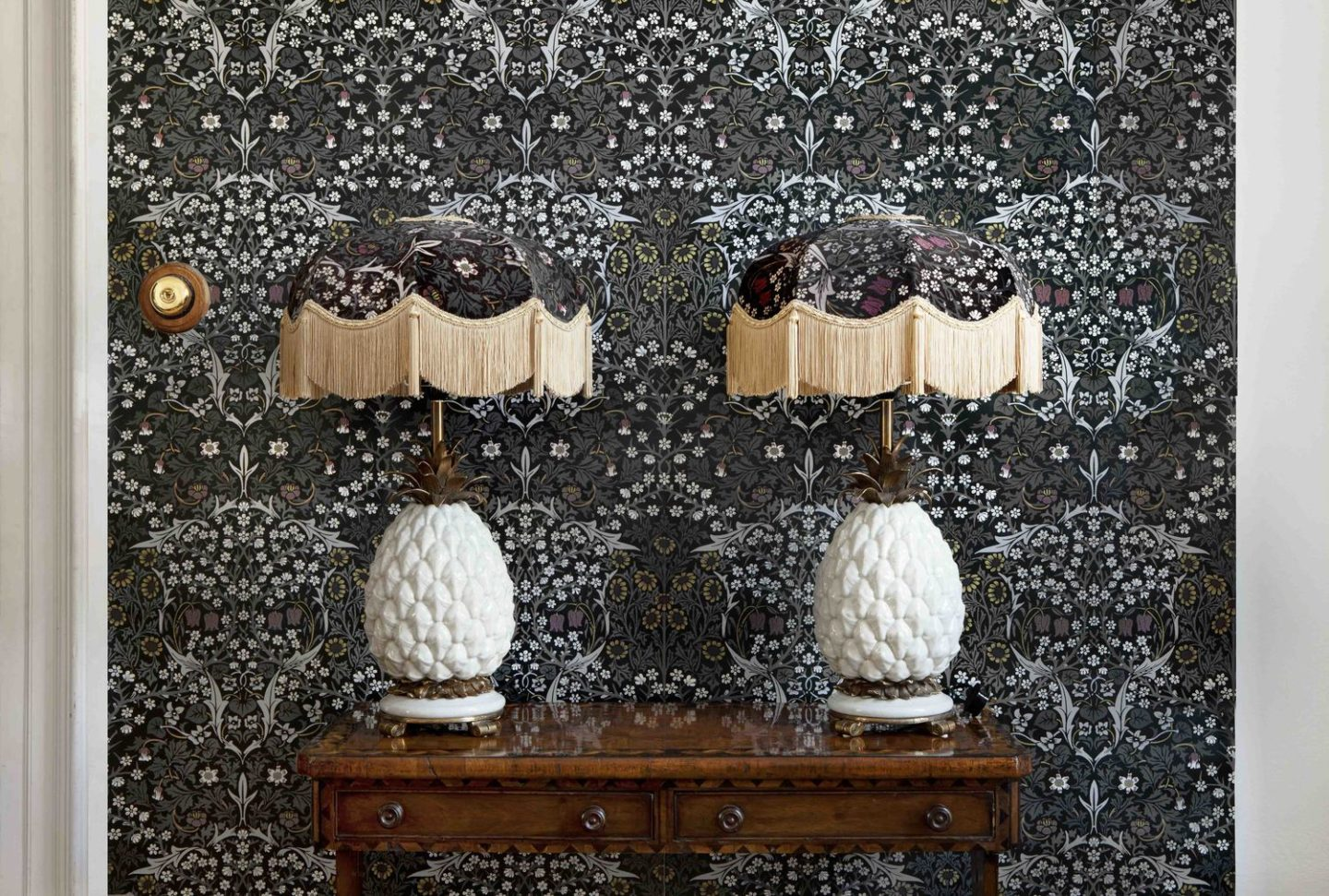 house of hackney wallpaper william morris