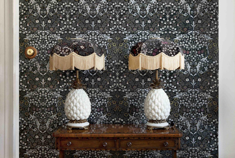 house of hackney wallpaper william morris