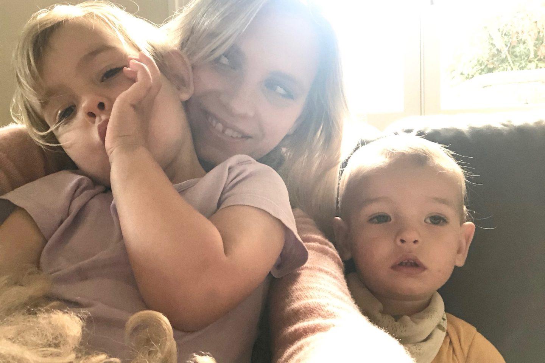 ruth crilly family