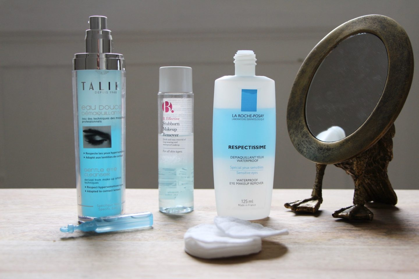 Best Makeup Removers For Sensitive Eyes