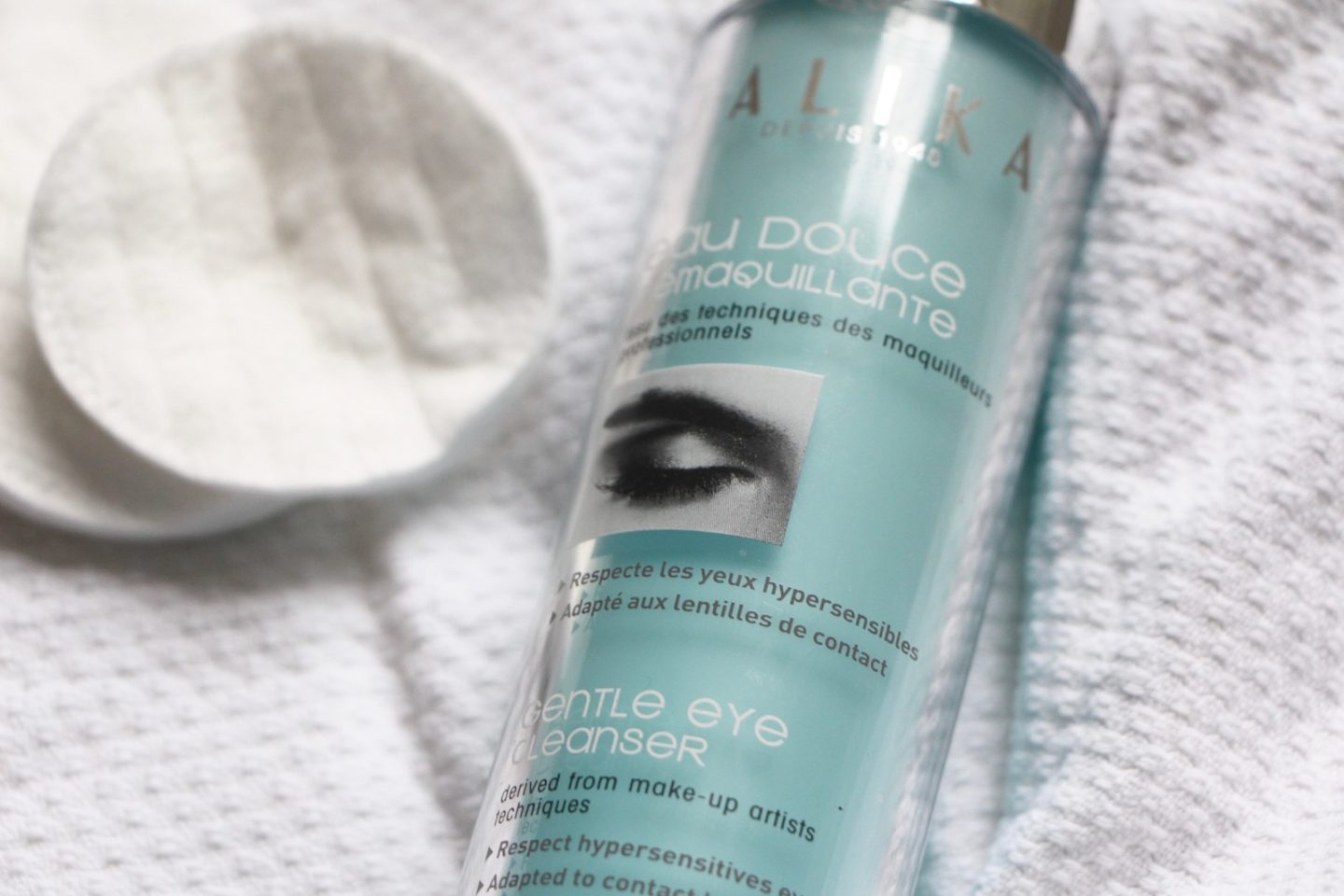 best eye makeup removers sensitive