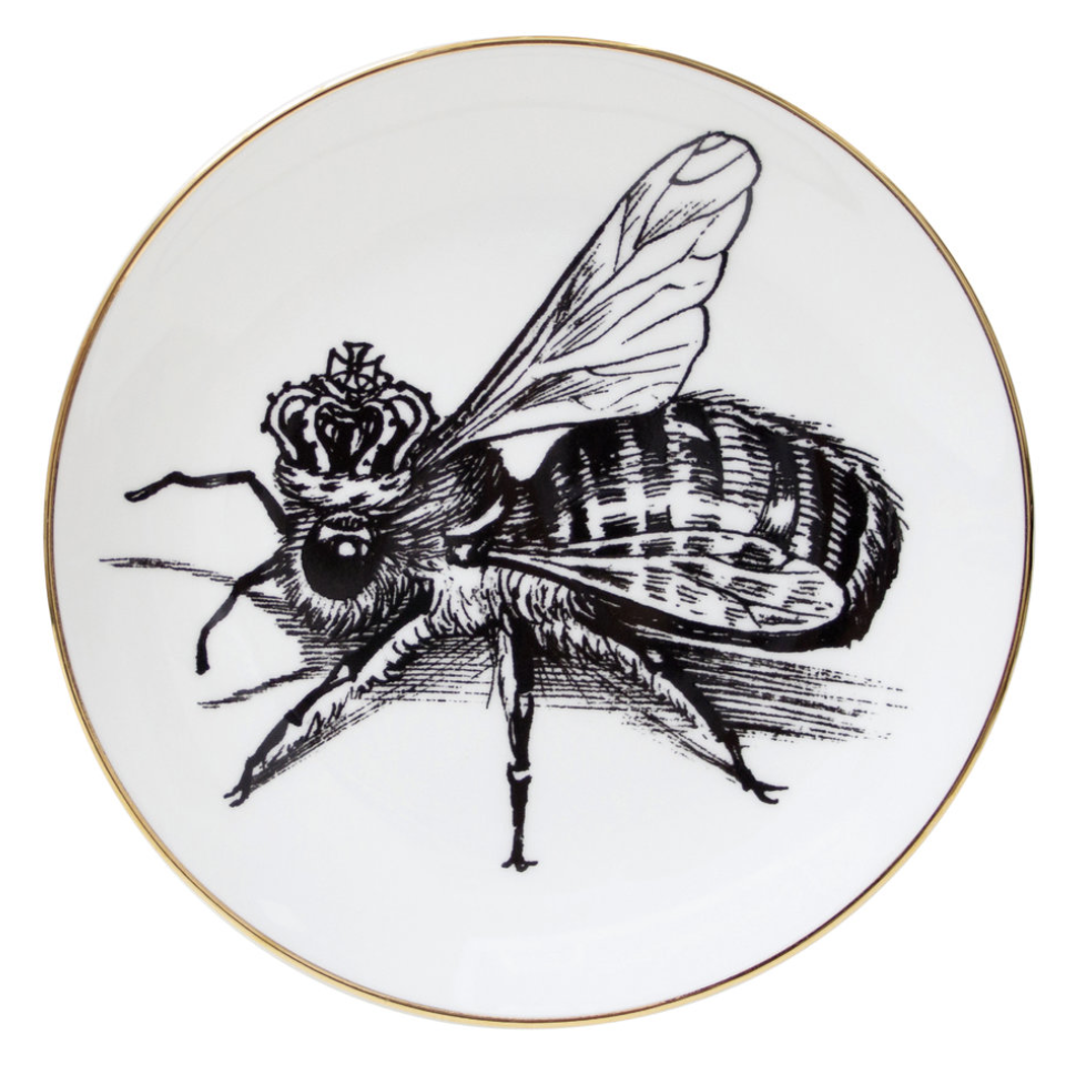 rory dobner bee plate