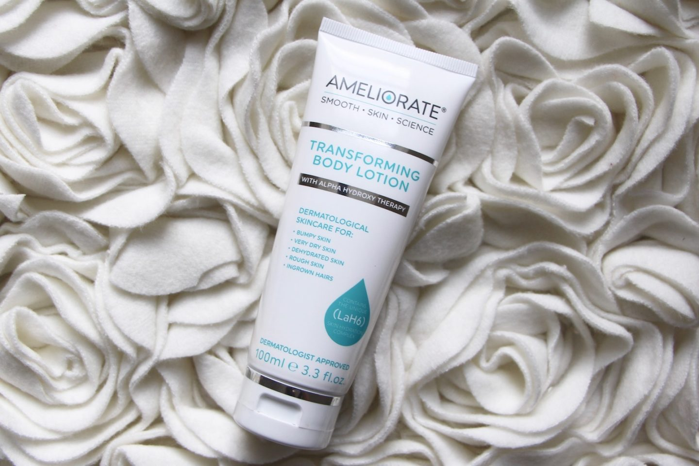 Ameliorate Transforming Body Lotion review