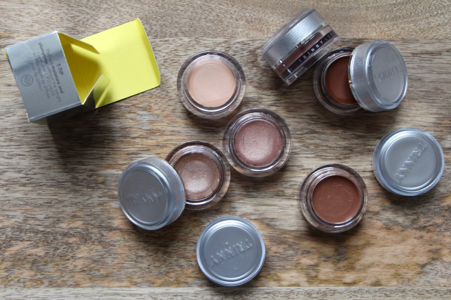 trinny london makeup review