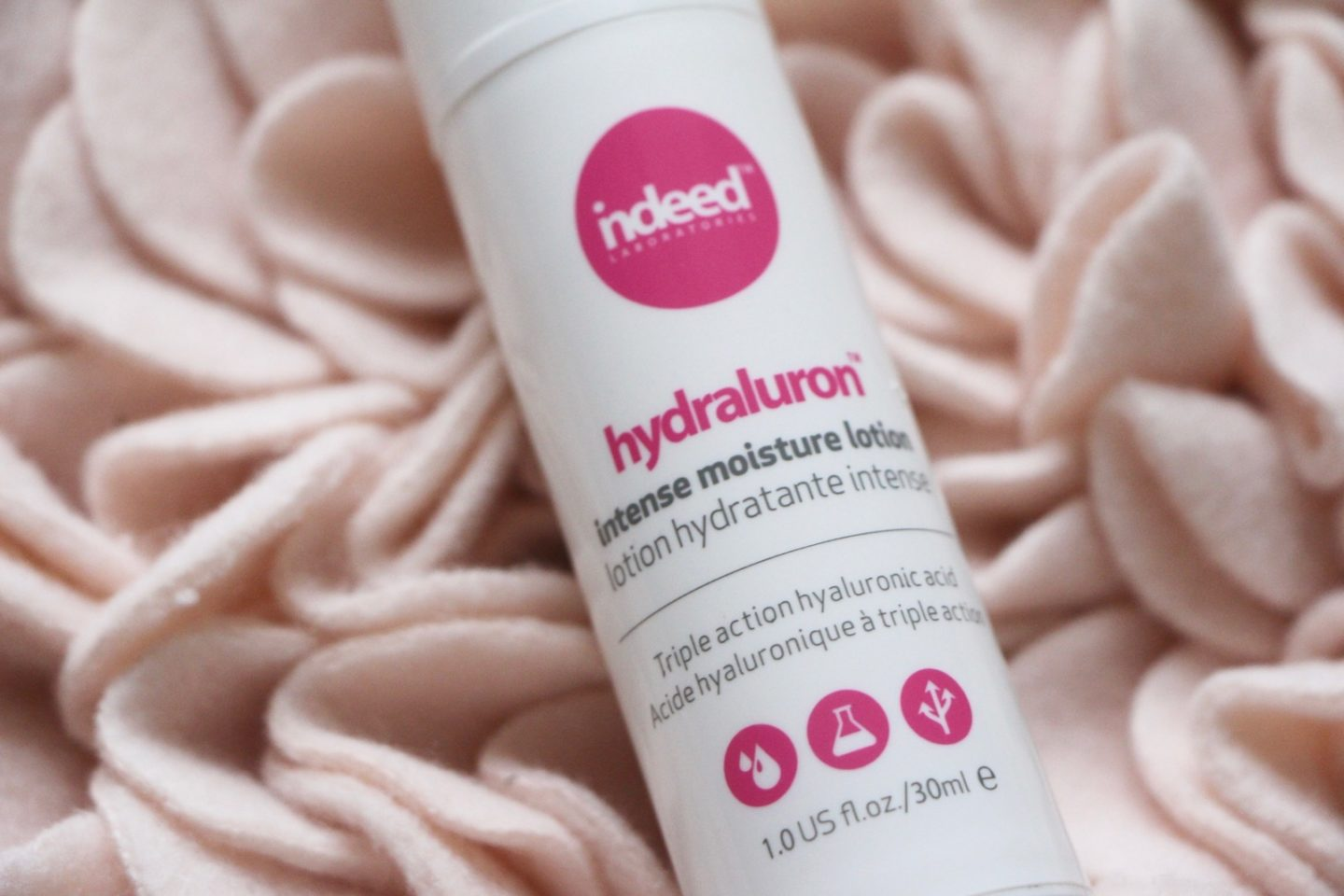 Skincare Review: Hydraluron Intense Moisture Lotion