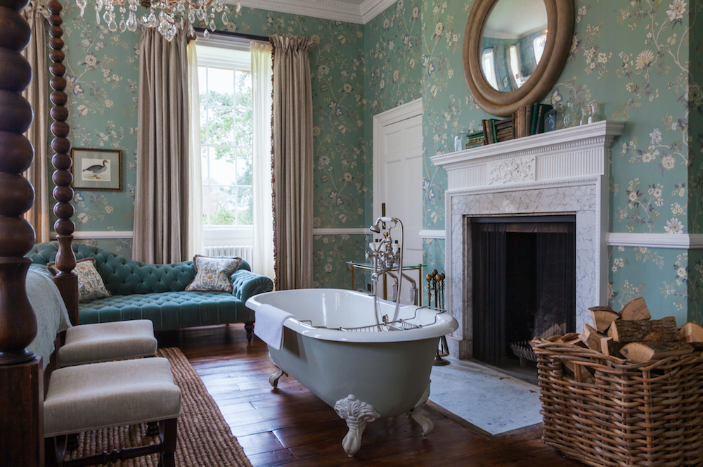 babington house interiors
