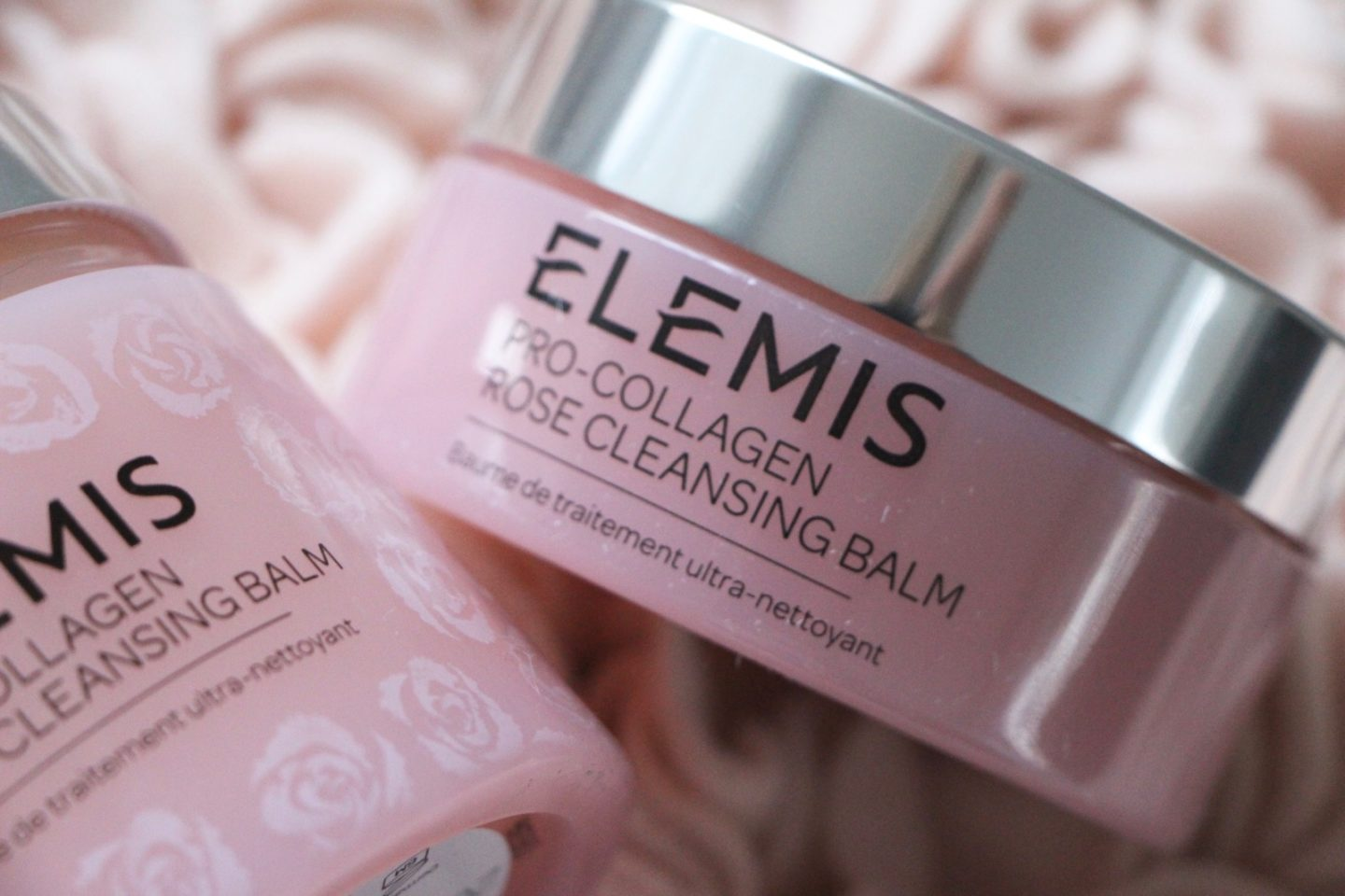 c65cbc1f9a Skincare Review: Elemis Pro-Collagen Rose Cleansing Balm | A Model ...