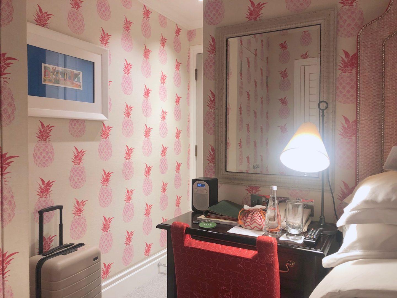 single room number sixteen hotel london