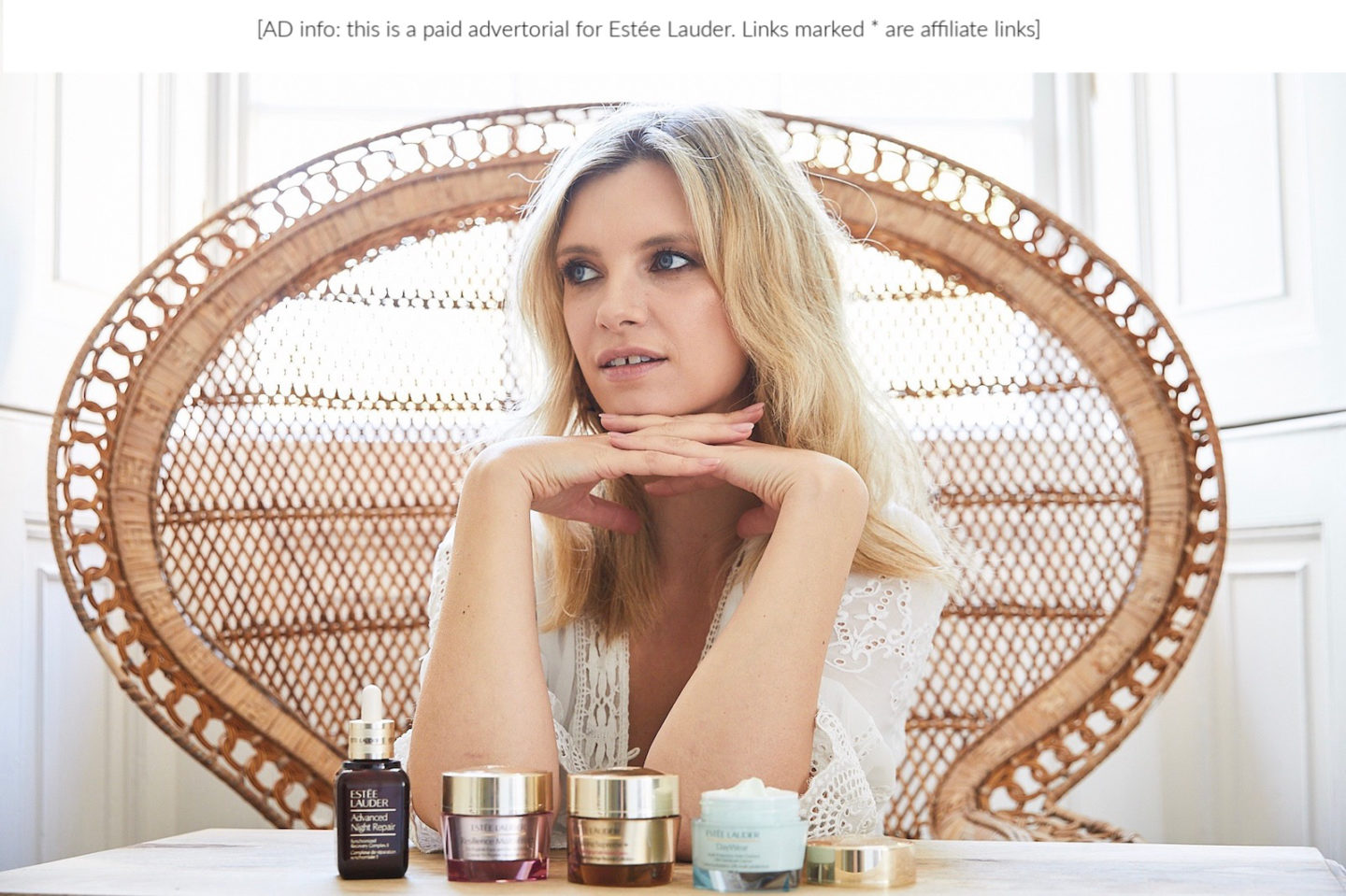 Finding Your Perfect Moisturiser with Estée Lauder | AD