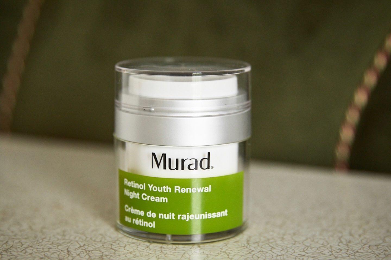 murad retinol youth renewal skincare