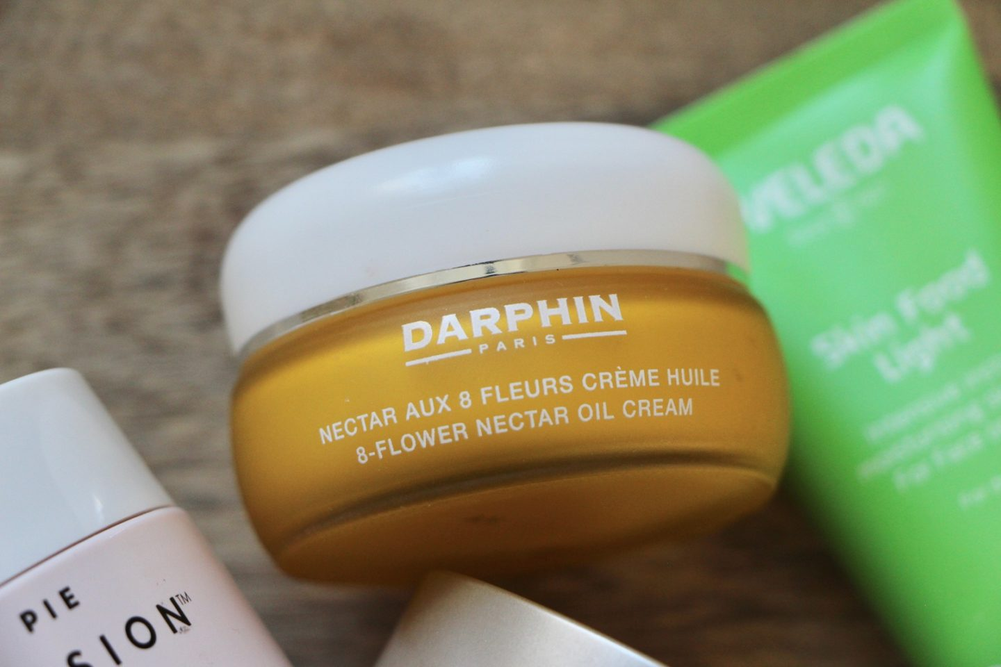 darphin 8 flower nectar oil cream review