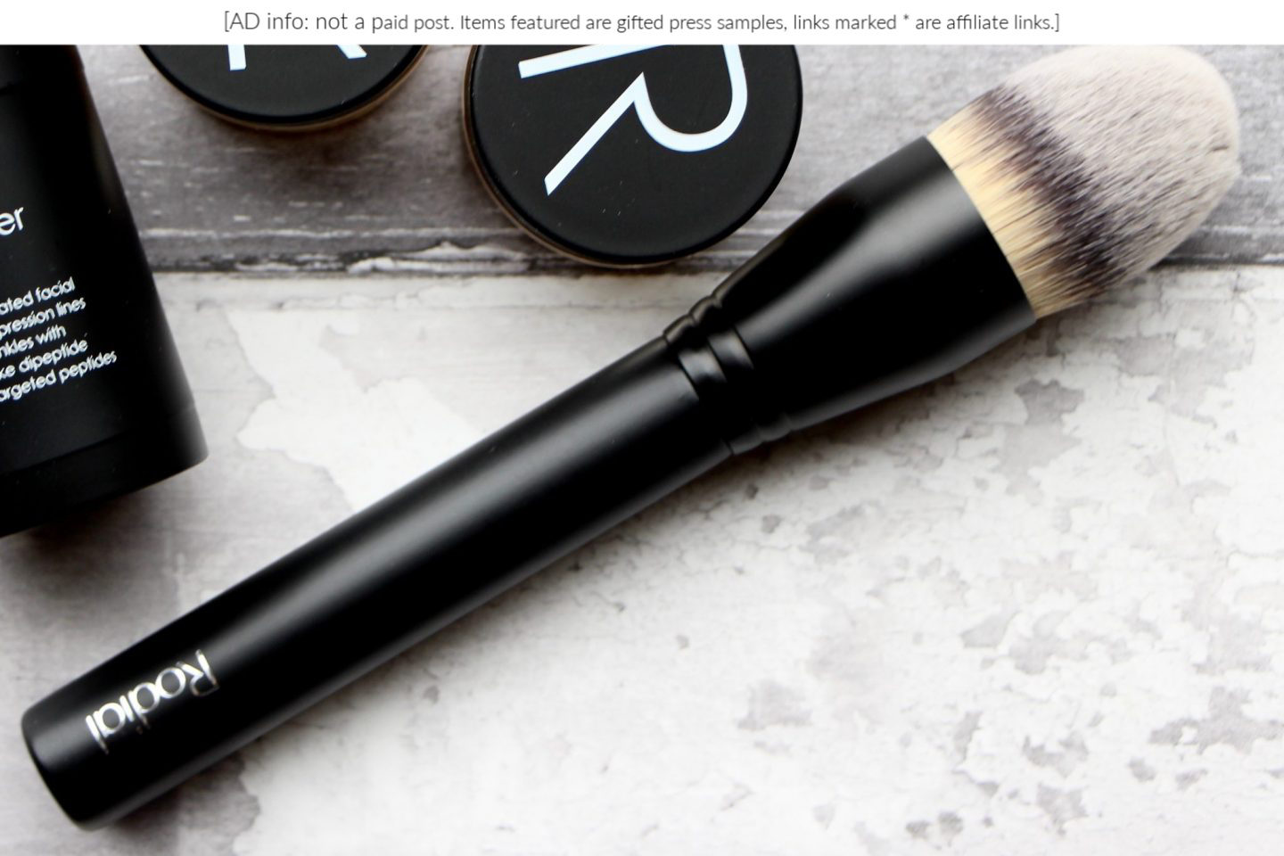 rodial airbrush foundation brush
