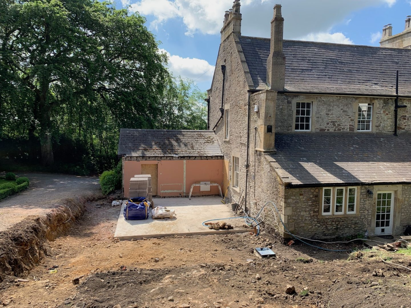 georgian house renovation