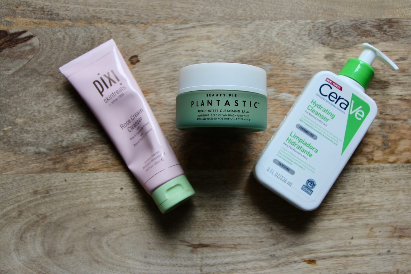 basic skincare best cleansers