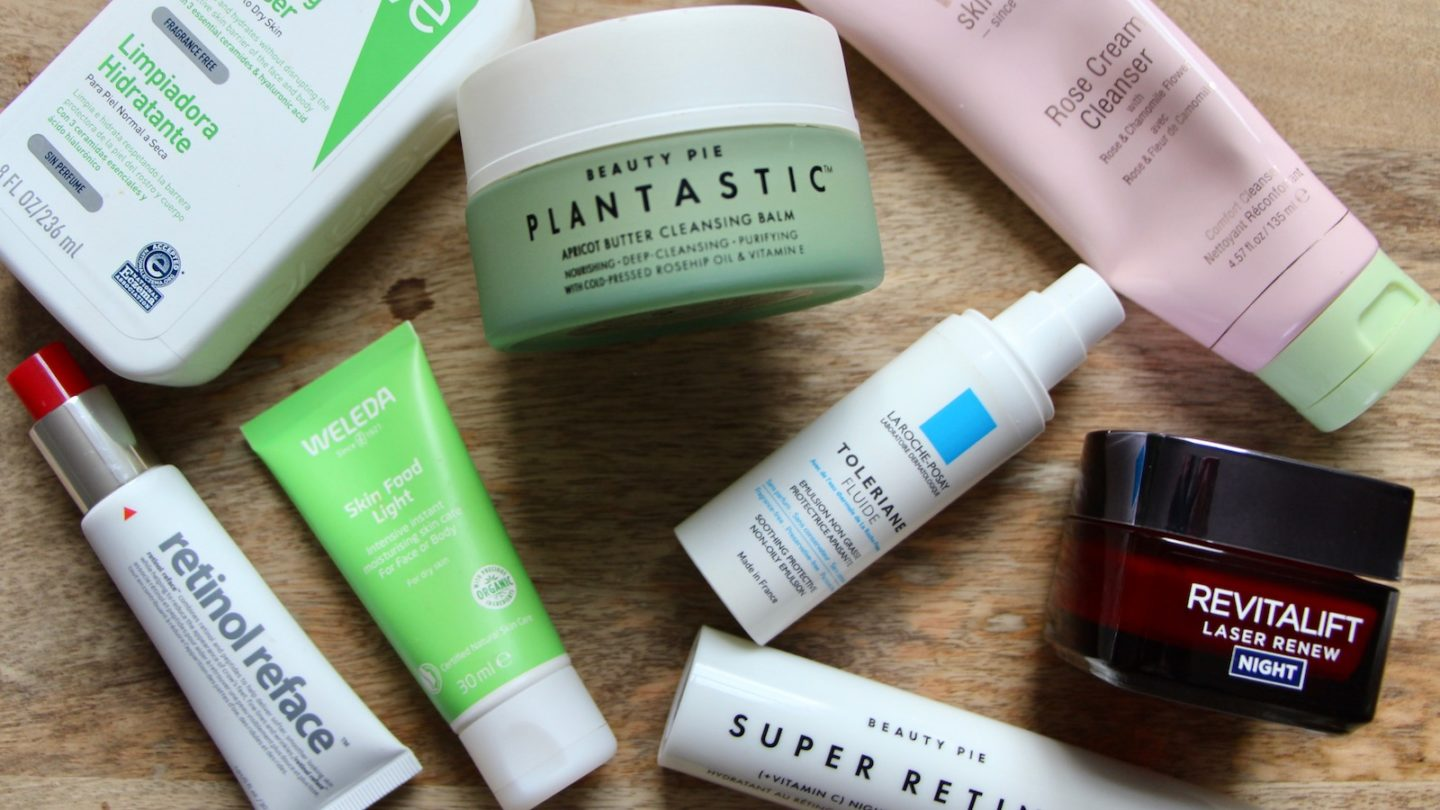best basic skincare